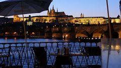 Il Belvedere dal Museo Smetana