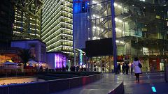 Il Sony Center di Potsdamer Platz