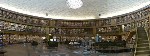 Stadsbiblioteket (Biblioteca di Stato)