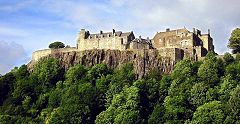 Stirling: il castello