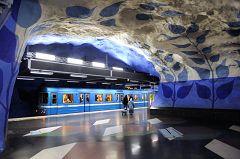 Stockholm T-Centralen T-Bana