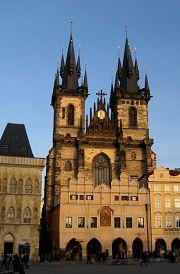 La Cattedrale di Tyn