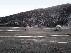Vatnajokull: il grande ghiacciaio (lato nord)