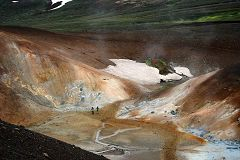 Viti: cratere - nei pressi