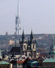 La Torre TV di Zizkov