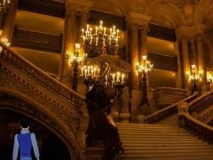 Opéra Garnier, piano zero