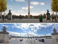 Place de la Concorde, Obelisco di Luxor