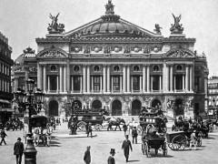 Place de l'Opéra e Palazzo Garnier