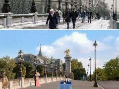 Ponte Alessandro III e Grand Palais