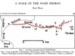 Wadi al-Hisban / Hesban / Rama