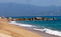 Abbartello: spiaggia