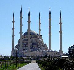Adana: moschea Sabanci Merkez