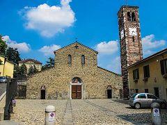 Agliate: Basilica dei Santi Pietro e Paolo