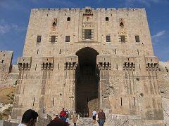 Aleppo: la porta d'ingresso alla città