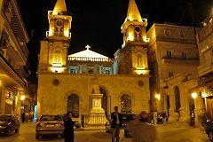Aleppo: chiesa maronita