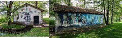 Alserio: murale