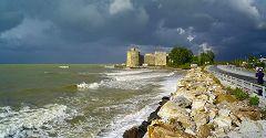 Anamur: castello