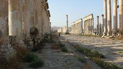 Il colonnato di Apamea (Afamya)