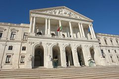 Bairro Alto: Parlamento (Assembleia da República)