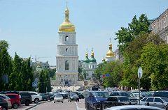 Kiev: Santa Sofia