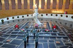 Volgograd: cambio della guardia