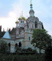 Yalta: la cattedrale
