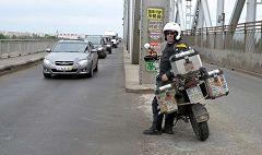 Astrakhan: Ponte sul Volga