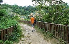 Baggero: oasi - cammino