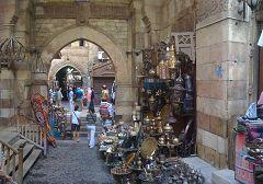 Bazaar Khan El Khalili