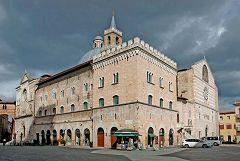 Piazza Silvestri (Bevagna)
