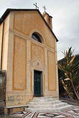Bonassola: Oratorio di Sant'Erasmo