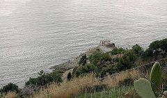 Bonassola: chiesa della Madonna della Punta