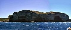 Bonifacio: dal mare