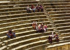 Bosra: gente
