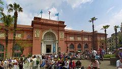 Cairo: museo egizio
