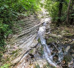 Baggero: cascata