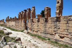 Cirene: portico delle Erme