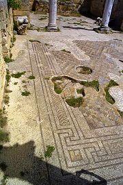 Cirene: mosaico