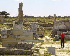 Cirene: monumento navale
