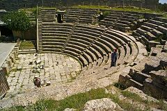 Cirene: teatro