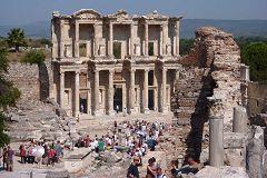 Ephesus: biblioteca di Celso