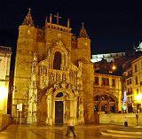 Coimbra: monastero Santa Cruz