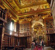 Coimbra: Università - interno