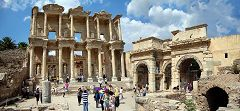 Efeso: biblioteca di Celso