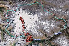 Viaggio in cima all'Elbrus