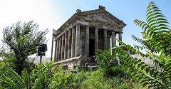 Tempio di Mitra a Garni
