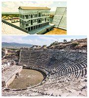 Aphrodisias: teatro