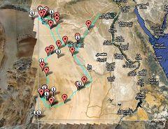 Viaggio nel Gilf Kebir