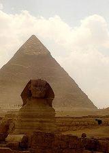 Giza: la Grande Sfinge
