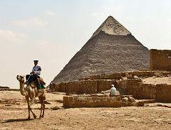 Giza: piramide di Cheope